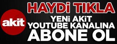 Akit Youtube Kanalına Abone Ol